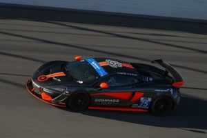 #75 Compass Racing McLaren GT4, GS, Paul Holton, Kuno Wittmer