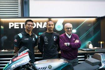 Датук Разлан Разали, Petronas Yamaha SRT, Льюис Хэмилтон, Кармело Эспелета, глава Dorna