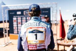 Winner #01 Yamaha: Adrien Van Beveren