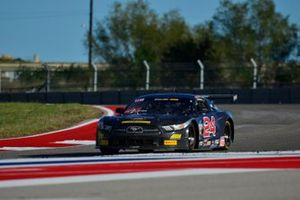 #24 TA2 Ford Mustang driven by Brad McAllister of Wired Motorsports