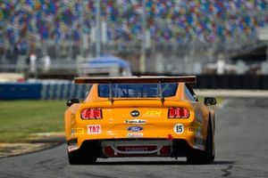 #15 TA2 Ford Mustang driven by Carl Wingo