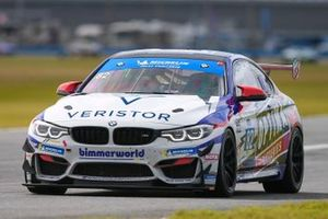 #82 BimmerWorld Racing BMW M4 GT4, GS: James Clay, Devin Jones