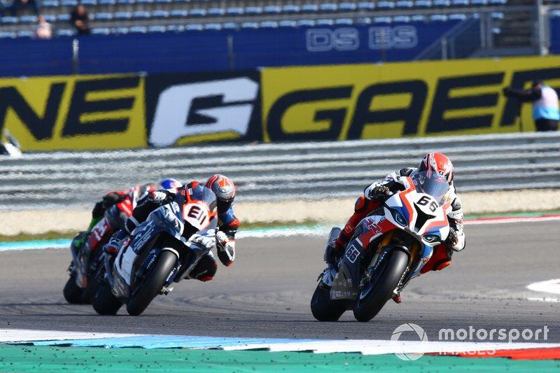 Tom Sykes, BMW Motorrad WorldSBK Team, Jordi Torres, Team Pedercini