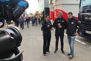 Equipo de Fox Sport