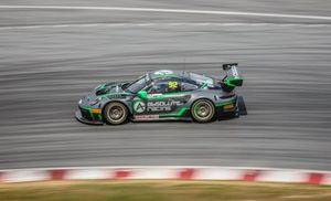 #912 Absolute Racing Porsche 911 GT3 R: Yuan Bo, Dennis Olsen