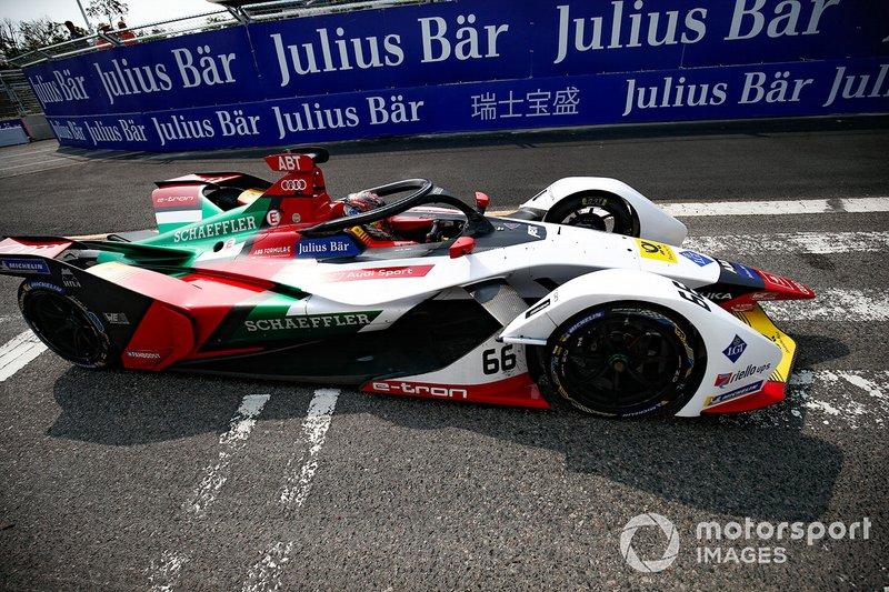 Formula E Audi e-tron FE05