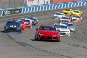 Toyota Supra Pace Car, Kyle Busch, Joe Gibbs Racing, Toyota Supra iK9