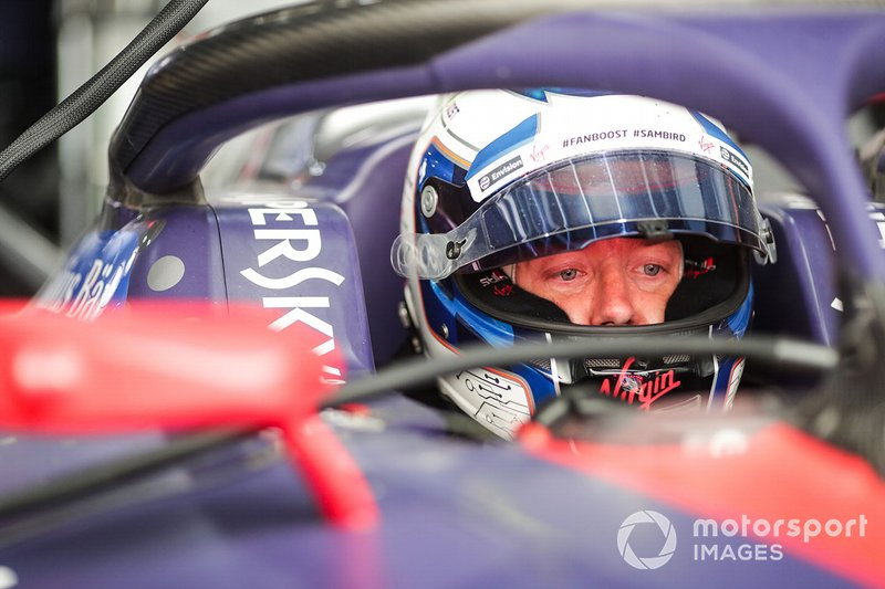 Sam Bird, Envision Virgin Racing