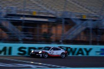 #69 MP1B Porsche GT3 Cup driven by Dan Hardee & David Tuaty of TLM USA