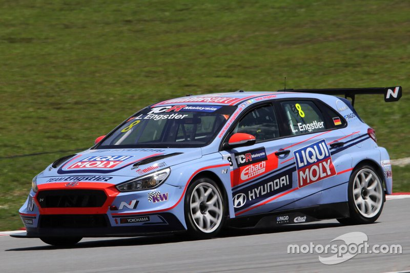 Luca Engstler, Hyundai i30 N TCR, Liqui Moly Team Engstler