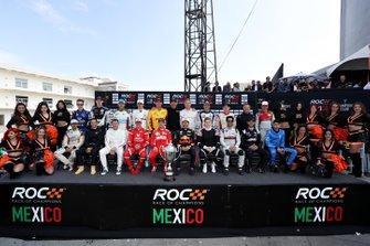 ROC-groepsfoto