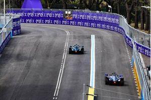 Gary Paffett, HWA Racelab, VFE-05 Robin Frijns, Envision Virgin Racing, Audi e-tron FE05