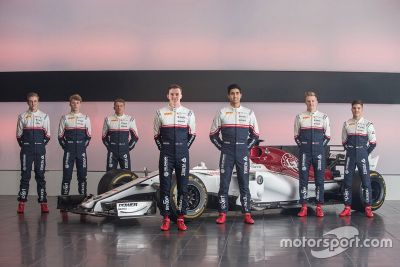 Sauber Junior Team announcement