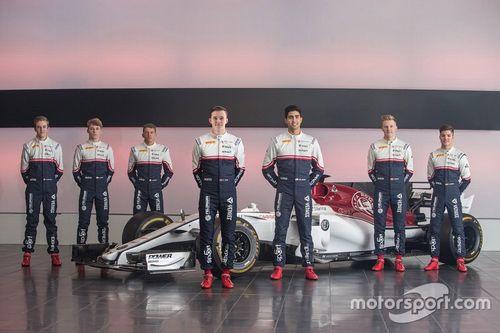 Sauber Junior Team announcement