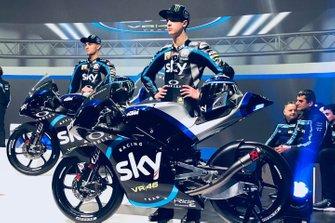 Celestino Vietti, Dennis Foggia, Sky Racing Team VR46
