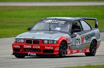 #170 MP3A BMW M3 driven by William Corredor & Carlos Corredor of Bucket List Racing