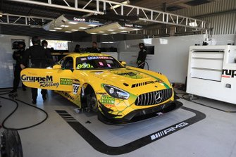 #999 Mercedes-AMG Team GruppeM Racing Mercedes AMG GT GT3