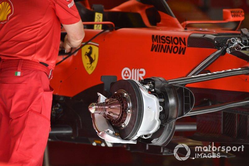 Ferrari SF90 front brake disk