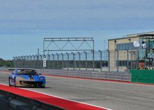 #62 TA3 Ginetta G55 driven by Ryan Dexter of Dexter Racing
