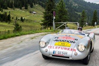 Neel Jani e Fritz Enzinger, Porsche