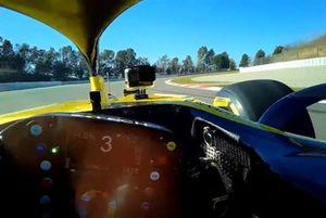 Daniel Ricciardo, Onboard Camera, R.S.19, Renault