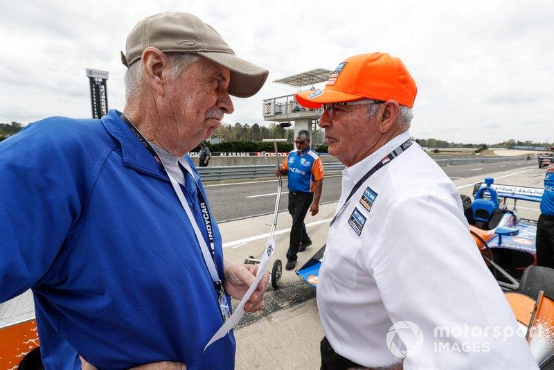 Mike Hull, Chip Ganassi Racing Honda, Robin Miller