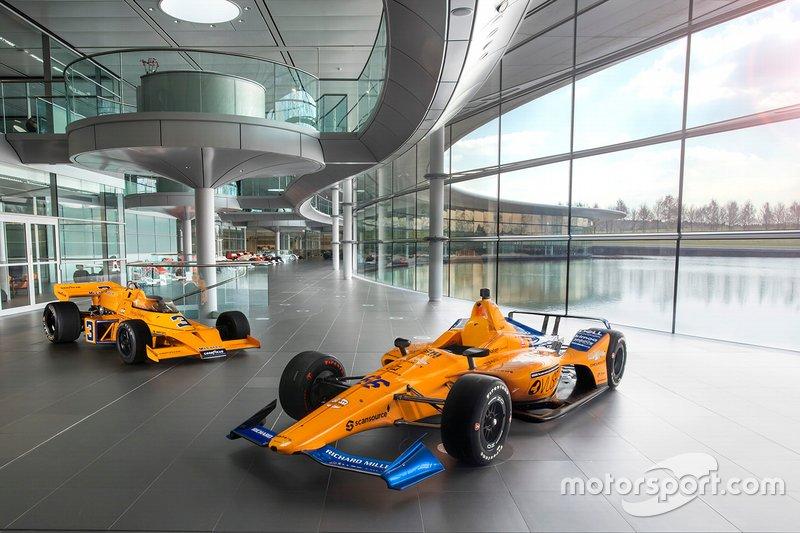 Livrée McLaren Racing
