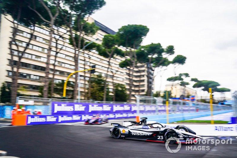 Sébastien Buemi, Nissan e.dams, Nissan IMO1