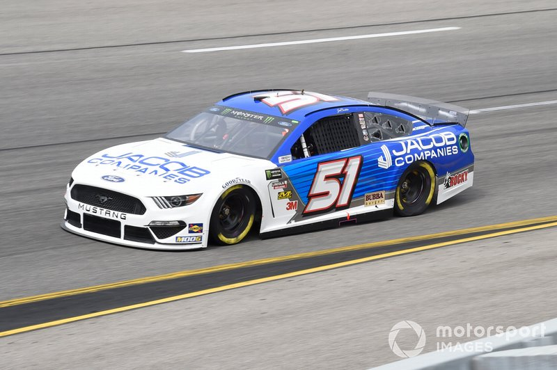 Jeb Burton, Petty Ware Racing, Ford Mustang