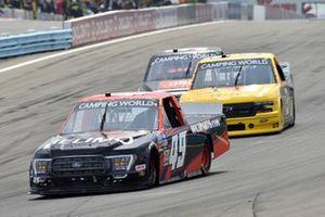 Roger Reuse, CMI Motorsports, Toyota Tundra CMI Motorsports
