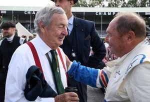 Trophée hommage à Stirling Moss, Nick Mason Jochen Mass