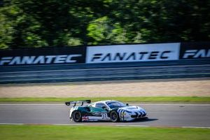 #53 AF Corse Ferrari 488 GT3: Duncan Cameron, Matt Griffin