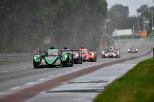 #30 Duqueine Team Oreca 07 - Gibson LMP2, René Binder, Guillermo Rojas, Tristan Gommendy