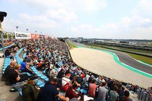 Actie op het TT Circuit Assen