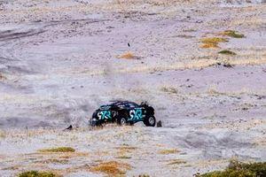 Molly Taylor, Rosberg X Racing crashes