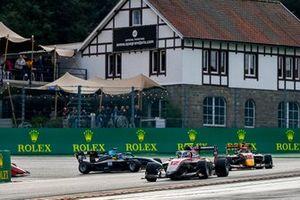 Roman Stanek, Hitech Grand Prix, Jak Crawford, Hitech Grand Prix, and Matteo Nannini, HWA Racelab