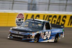 Jack Wood, GMS Racing, Chevrolet Silverado Martin Auto Color