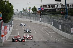 Will Power, Team Penske Chevrolet, Scott McLaughlin Team Penske Chevrolet