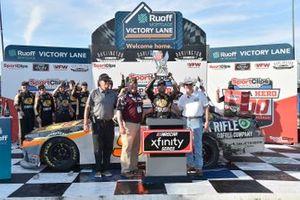 Noah Gragson, JR Motorsports, Chevrolet Camaro Bass Pros Shops/TrueTimber/BRCC wins