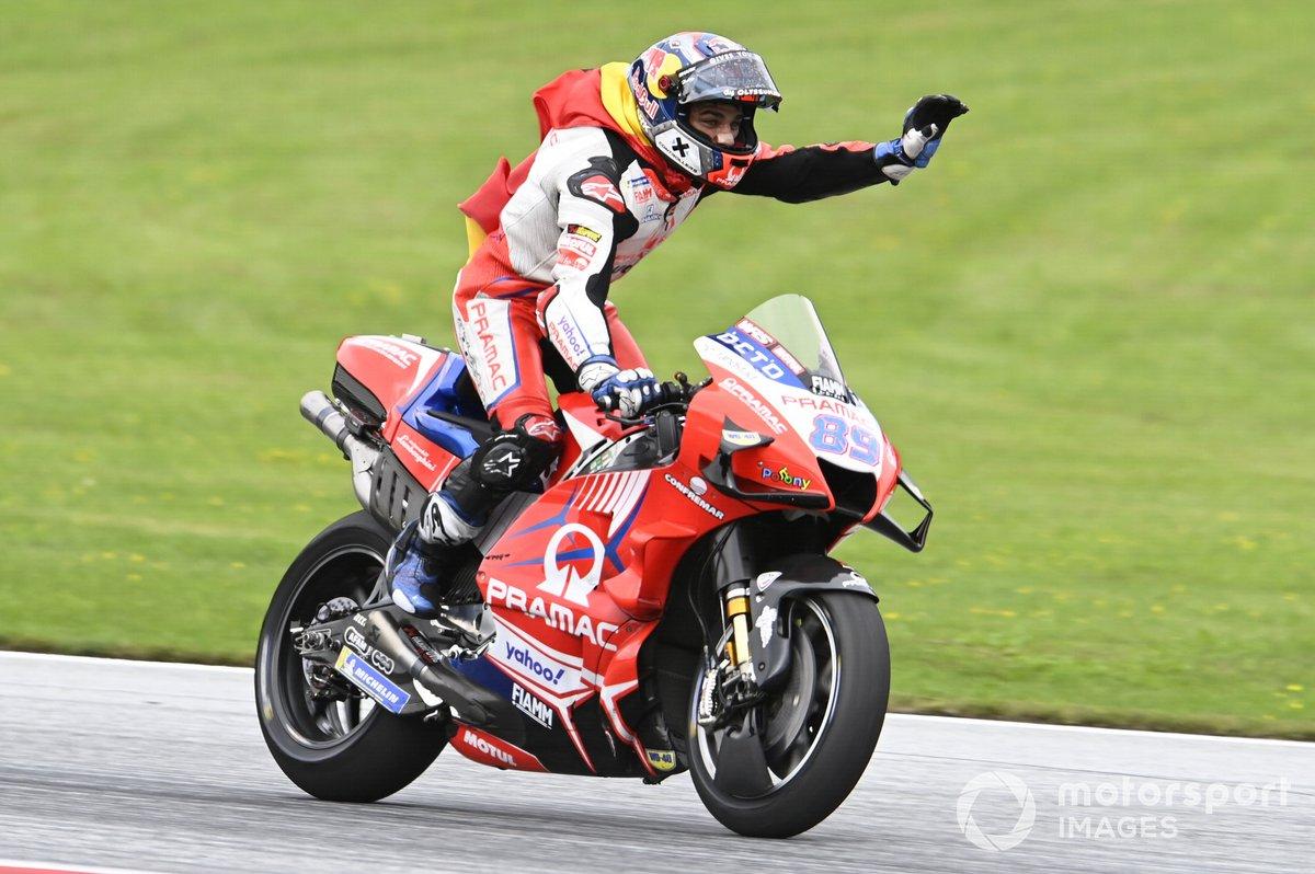 Gran Premio de Estiria: Jorge Martin, Pramac Racing
