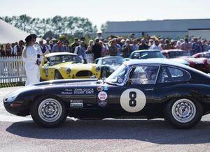 Jochen Mass, Jaguar E-type FHC