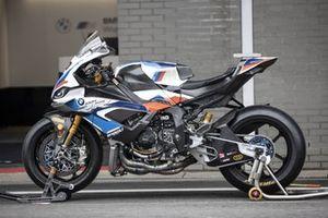 Moto de Michael van der Mark, BMW Motorrad WorldSBK Team