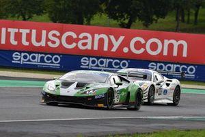 #19 Imperiale Racing, Lamborghini Huracán GT3 Evo: Mateo Llarena