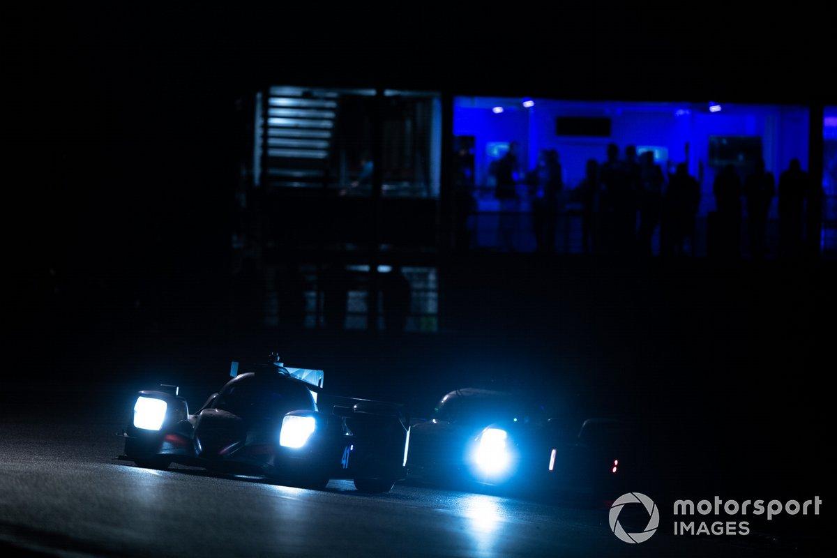 #41 Team WRT Oreca 07 - Gibson LMP2, Robert Kubica, Louis DelŽtraz, Yifei Ye