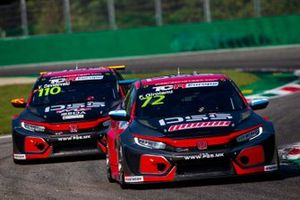 Franco Girolami, Viktor Davidovski, PSS Racing Team, Honda Civic Type R TCR