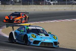 #16: Wright Motorsports Porsche 911 GT3R, GTD: Patrick Long, Trent Hindman