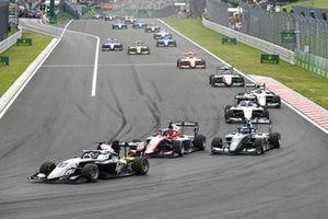Frederik Vesti, ART Grand Prix, Jack Doohan, Trident and Matteo Nannini, HWA RACELAB