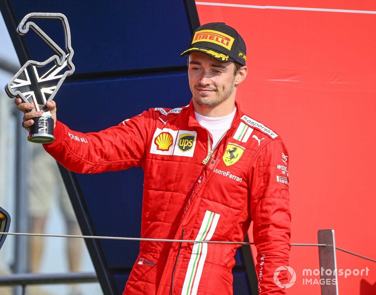 Silverstone: Charles Leclerc (Ferrari)