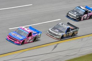 Sheldon Creed, GMS Racing, Chevrolet Silverado Liftkits4less.com, Johnny Sauter, ThorSport Racing, Toyota Tundra Tenda