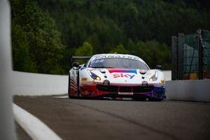 #93 SKY - Tempesta Racing Ferrari 488 GT3: Matteo Cressoni, Chris Froggatt, Jonathan Hui, Eddie Cheever